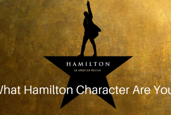 What Hamilton Character Are You?