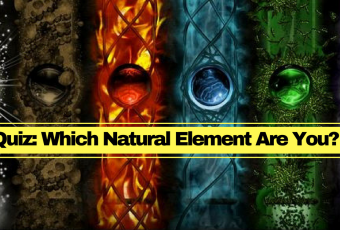 What Natural Element Are You?