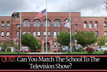 Can You Match The School To The Television Show?