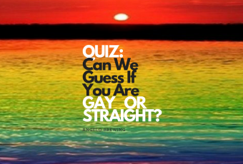 Can We Guess If You're Gay Or Straight?