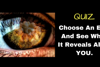 Choose An Eye And See What It Reveals About You