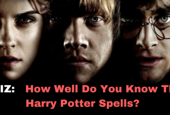 How Well Do You Know the Harry Potter Spells?