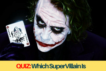 Which Super Villain Is Your Mental Twin?