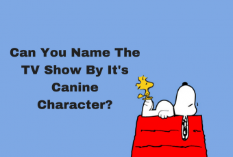 Can You Name The TV Show By Its Canine Character?