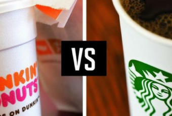 Are You Dunkin Donuts Or Starbucks?