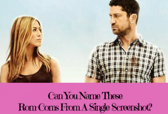 Can You Name These Rom-coms From A Single Screenshot?
