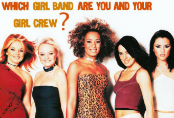Which Girl Band Are You And Your Girl Crew?