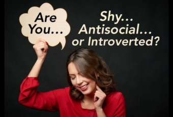 Are You Shy, Antisocial Or Introverted?