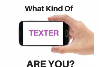 Answer These Questions And We'll Tell You What Kind Of Texter You Are