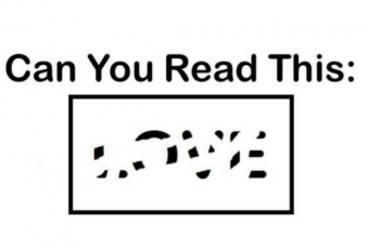 Most People Cannot Pass This Visual Closure Test, Can You?