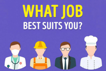 What Job Best Suits You?