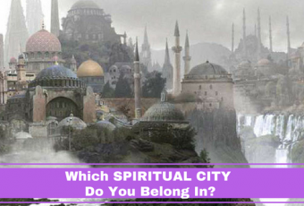 Which Spiritual City Do You Belong In?
