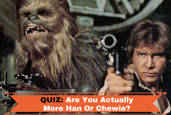 Are You Actually More Han Or Chewie?
