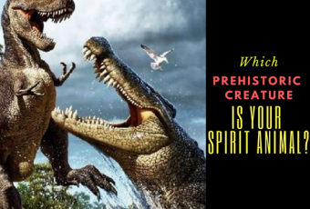 Which Prehistoric Creature Is Your Spirit Animal?