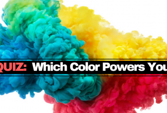 Which Color Powers YOU?