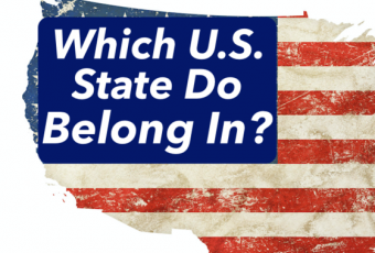 Which U.S. State Do You Really Belong In?