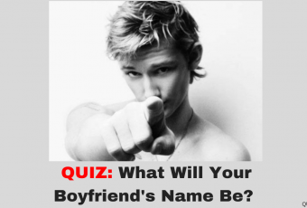 What Will Your Boyfriend's Name Be?